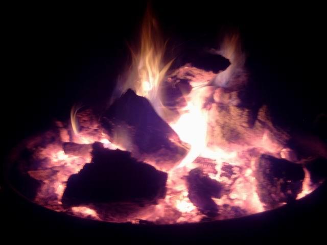 am Feuerchen